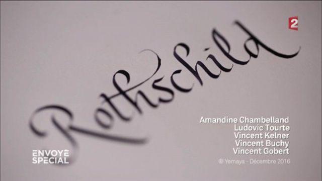 Rothschild, le pouvoir d'un nom