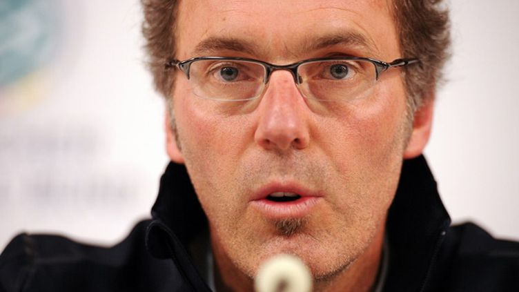 Laurent Blanc. (FRANCK FIFE / AFP)