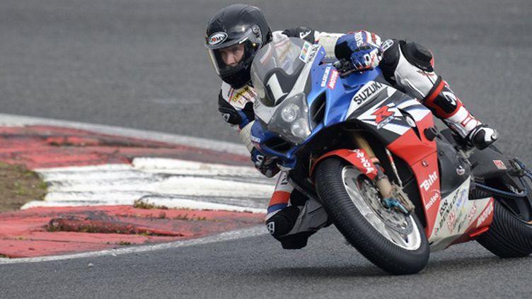 La Suzuki N.1, championne du  monde en titre (ROMAIN LAFABREGUE / AFP)