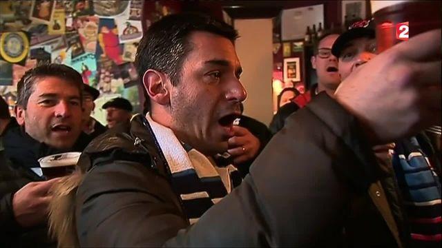 Fr2 20h : Six nations : supporter le XV de France, une passion