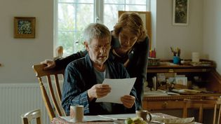 """Tom Courtenay et Charlotte Rampling dans """"45 ans""""  (Ad Vitam )"""