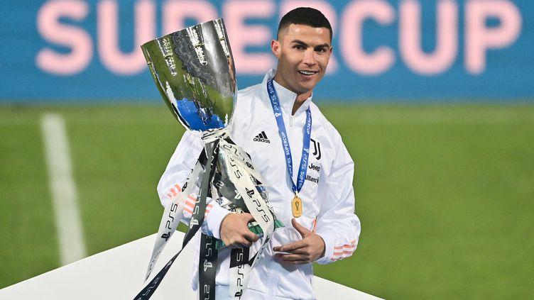 Cristiano Ronaldo (Juventus) (MIGUEL MEDINA / AFP)