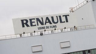 L'usine Renault de Flins (Yvelines), le 4 août 2019. (RICCARDO MILANI / HANS LUCAS)