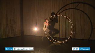 """Le spectacle """"Mute"""" est une création de la compagnie Sôlta. (FRANCEINFO)"""