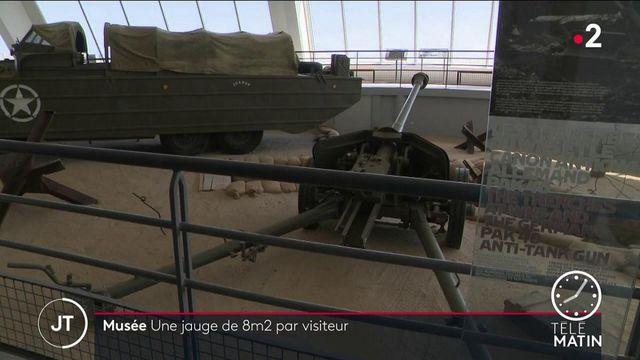 Manche: le musée d'Utah Beach attend le retour des touristes avec impatience