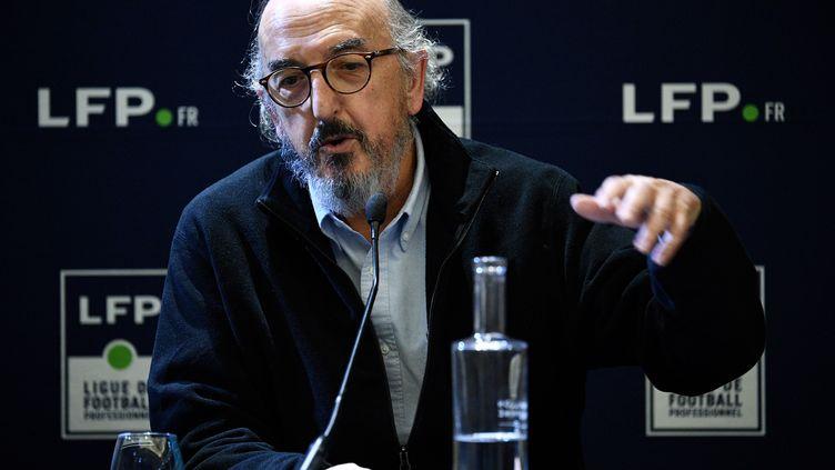 Jaume Roures, patron de Mediapro (FRANCK FIFE / AFP)