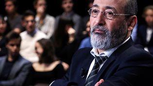 Tareq Oubrou, grand imam de Bordeaux, 17 octobre 2019. (JACQUES DEMARTHON / AFP)