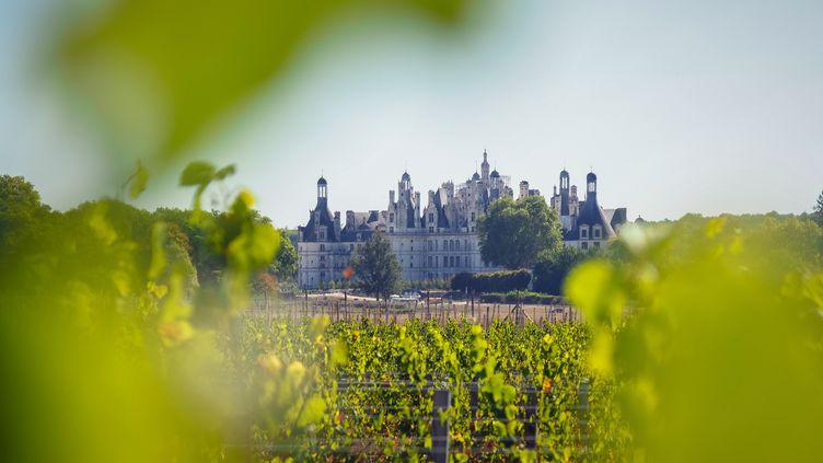 Le chateau de Chambord, l'un des plus visités de France. (illustration) (GUILLAUME SOUVANT / AFP)