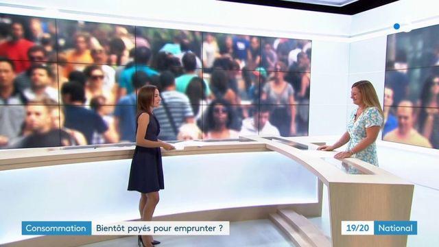 Taux d'intérêt négatif : rembourser moins que ce que l'on a emprunté sera-t-il bientôt possible en France ?