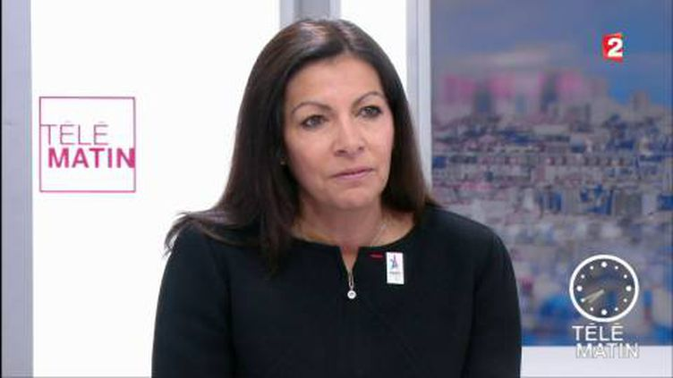 Anne Hidalgo (France 2)