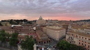 Vatican : rencontre entre Jean Castex et le pape François (FRANCE 2)