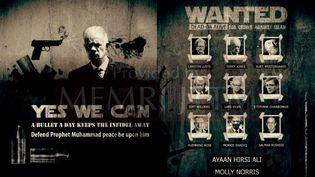 """Extrait du magasine """"Inspire"""" publié par Al-Qaïda, dans lequel le dessinateur français Stéphane Charbonnier (Charb) est """"recherché pour crimes contre l'islam"""". (MEMRI JTTM)"""