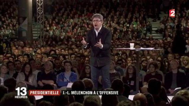 Jean-Luc Mélenchon : la surprise de cette fin de campagne