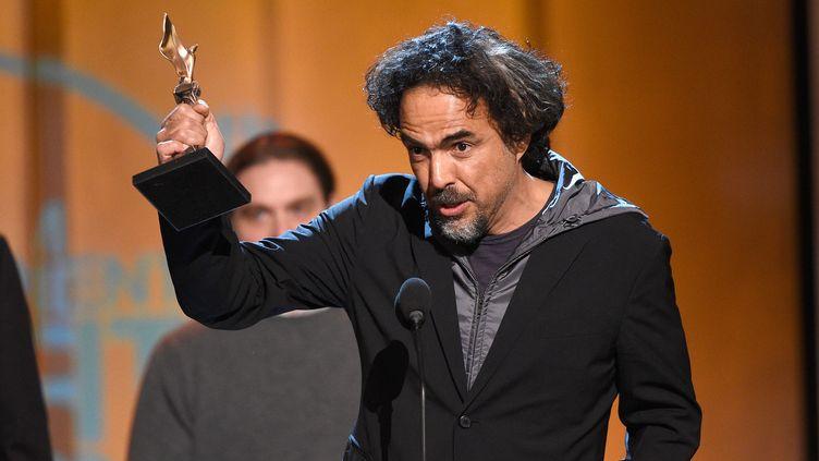 """Birdman"" de Alejandro Inarritu sacré meilleur film aux Spirit Awards  (KEVORK DJANSEZIAN / GETTY IMAGES NORTH AMERICA / AFP)"