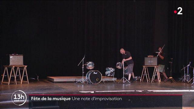 Fête de la musique : une édition sous le signe de l'improvisation