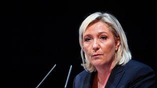 La présidente du Front national, Marine Le Pen, le 9 septembre 2016. (CITIZENSIDE/FRANCOIS PAULETTO / CITIZENSIDE)