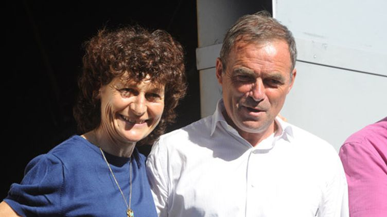 Jeannie Longo et Bernard Hinault, deux énormes caractères avec deux palmarès exceptionnels