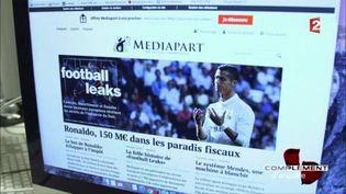 """A la rédaction de Mediapart, le 2 décembre 2016 : """"Football Leaks, c'est parti !"""" (FRANCE 2 / FRANCETV INFO)"""