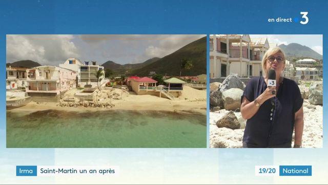 Irma : Saint-Martin, un an après