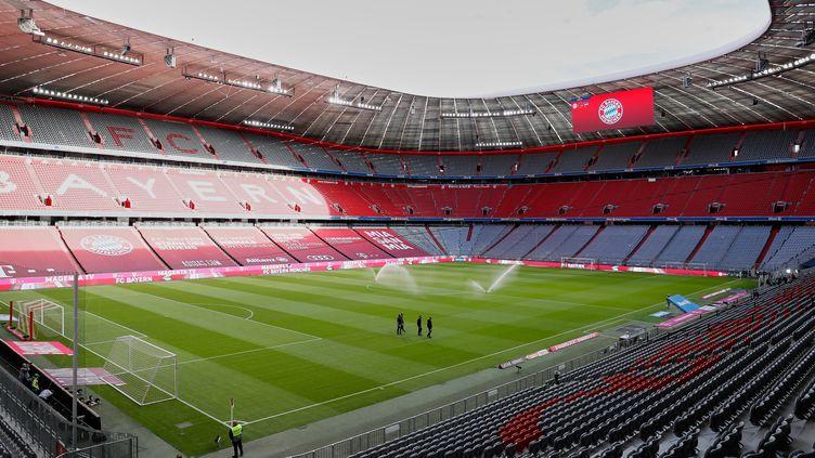 Le football allemand se mobilise en faveur des joueurs et des joueuses homosexuels. (FIRO SPORTPHOTO/MARCEL ENGELBREC / AUGENKLICK/FIRO SPORTPHOTO)
