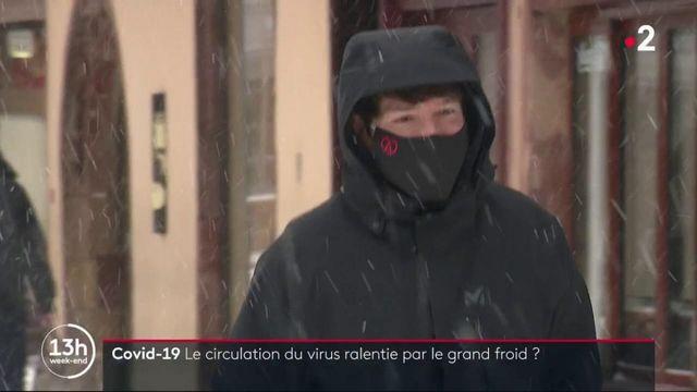 Covid-19 : le froid sec diminue la circulation du virus, selon une étude