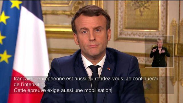 Coronavirus : Emmanuel Macron annonce le report de la trève hivernale de deux mois