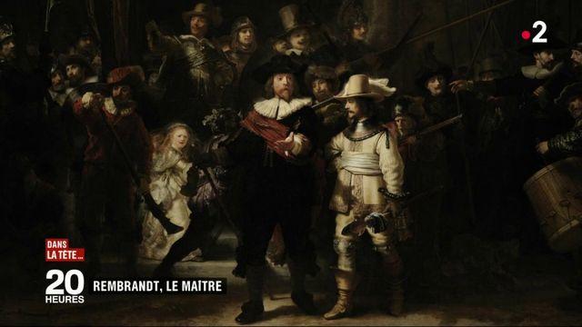 Rembrandt, le plus moderne des peintres de son temps
