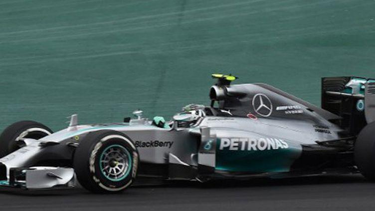 Nico Rosberg (GP de Brésil) (VANDERLEI ALMEIDA / AFP)