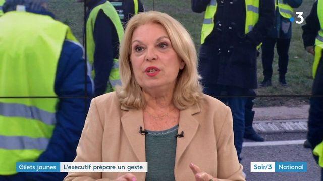 """Gilets jaunes"" : pression maximum sur Macron et Philippe"