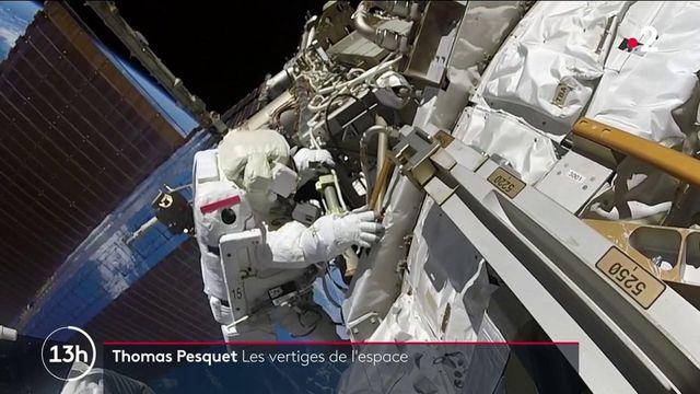 Espace : Thomas Pesquet réalise sa première sortie extravéhiculaire dans le cadre de la mission Alpha