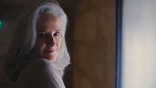 """L'écrivaine Tatiana De Rosnay,en avril 2018, à Bordeaux. Elle vient de publier """"Les Fleurs de l'ombre"""". (CONSTANT FORME BECHERAT / HANS LUCAS)"""