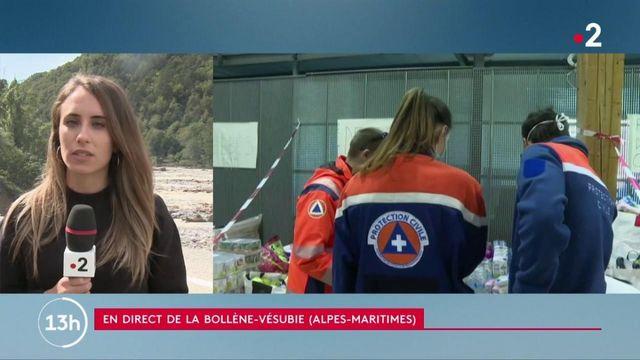 Tempête Alex : la solidarité s'organise dans les communes du littoral de la Côte d'Azur