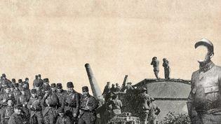 A l'occasion du centenaire de l'armistice, franceinfo cherche des témoignages de familles dont le destin a été bouleversé par la Grande Guerre. Si vous êtes concernés, contactez-nous. (BAPTISTE BOYER / FRANCEINFO)