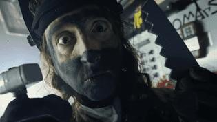 """Photo extraite du clip """"Kammhaar"""" réalisé par Nicolas Ragni.  (Ultra Vomit / N. Ragni)"""