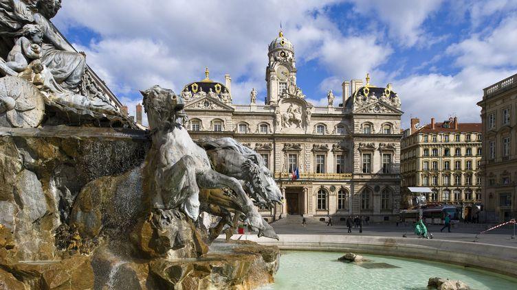 L'hôtel de ville de Lyon. (LENZ, G. / ARCO IMAGES GMBH / MAXPPP)