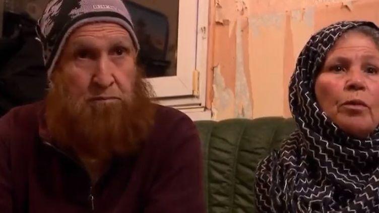 Les parents de l'auteur de l'attentat de Strasbourg (Bas-Rhin), Cherif Chekatt, témoignent pour la première fois pour France 2. (France 2)