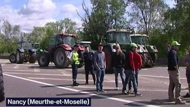 Les éleveurs maintiennent la pression