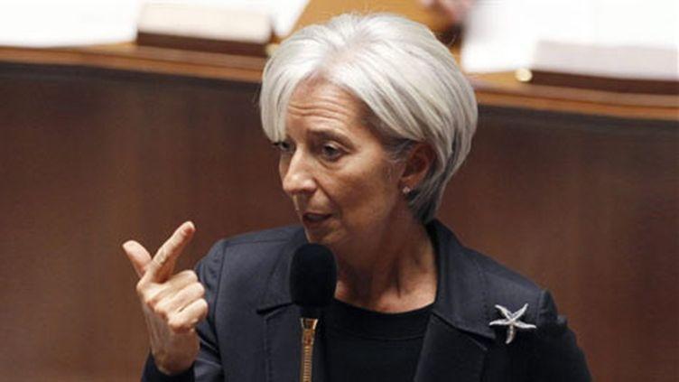Christine Lagarde (AFP - Patrick Kovarik)