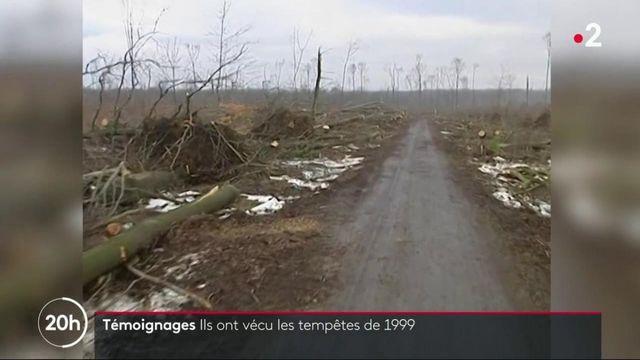 Témoignages : ils ont vécu les tempêtes de 1999