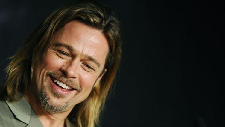 Brad Pitt le 22 mai 2012 à Cannes  (VILLARD/NIVIERE/SIPA )