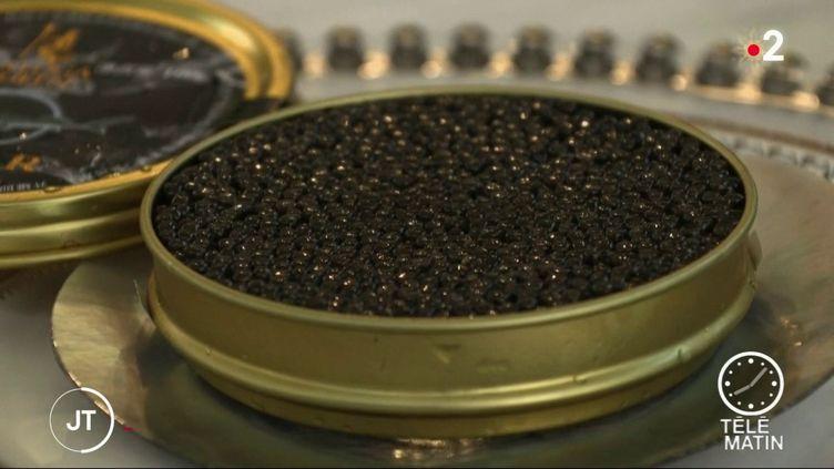 Du caviar made in China (France 2)