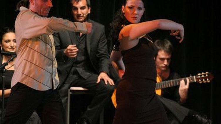 Kaena Colora fait son flamenco à Nice  (Pura Esencia Flamenca)