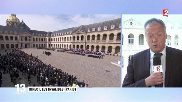 Emmanuel Macron annonce l'entrée de Simone Veil au Panthéon