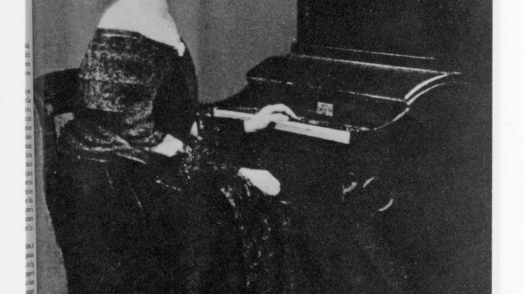 Clara Schumann (1819-96), compositrice et musicienne allemande, épouse deRobert Schumann. 1860. (Image d'illustration)Clara Schumann a donné son nom à une base de donnés qui répertorie les oeuvres de plus de 700 compositrices. (MANUEL COHEN / MANUEL COHEN)