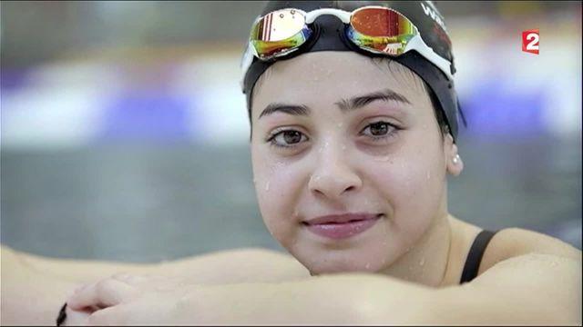 Jeux Olympiques : Yusra Mardini, de la Syrie aux bassins olympiques