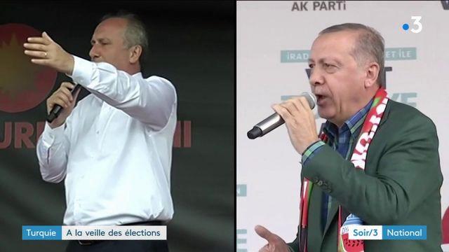 Turquie : veille d'élections