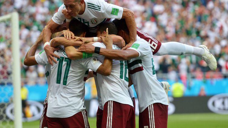 Le Mexique reçu deux sur deux (SPUTNIK / NOTIMEX)