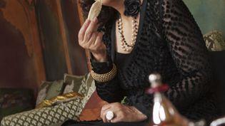 Fatema Hal a récemment pris en main les cuisines de La Cour des lions, restaurant situé dans le mythique palace de Marrakech Es Saadi. (SUDRES JEAN-DANIEL / HEMIS.FR)