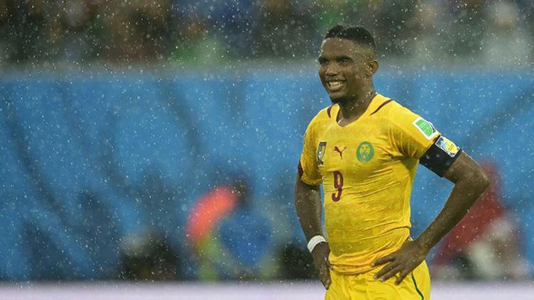 Samuel Eto'o (Cameroun) (PIERRE-PHILIPPE MARCOU / AFP)