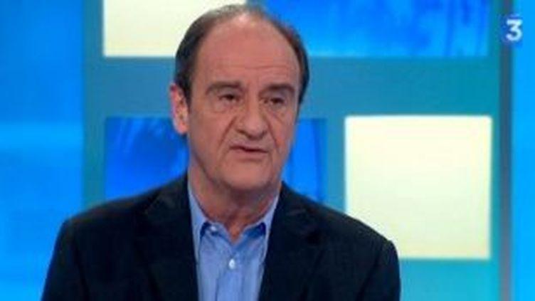 Interview de Pierre Lescure, président des Molières, ce soir sur France 2  (Culturebox)